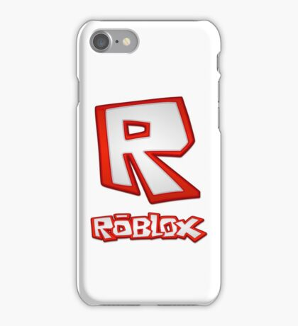 Roblox R Logo iPhone Case/Skin