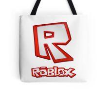 Roblox R Logo Tote Bag