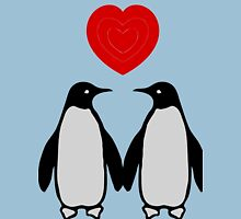 Penguins in love T-Shirt