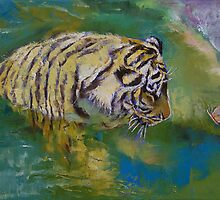 Curiosity by Michael Creese