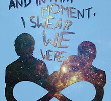 I Swear We Were Infinite II by saniday