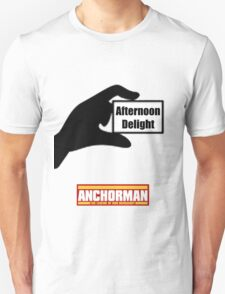Anchorman- Afternoon Delight T-Shirt