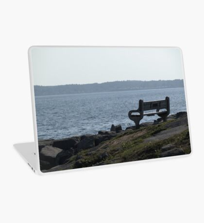 By the Sea Laptop Skin