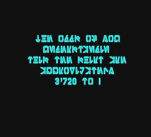 The Odds Are 3720 to 1, in Aurebesh T-Shirt