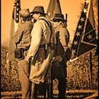 Confederate Living history by Nicole  Scholz