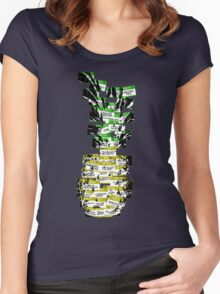 ... the name is Gus. Women's Fitted Scoop T-Shirt