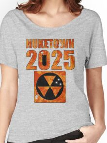 Nuketown 2025 Women's Relaxed Fit T-Shirt