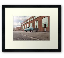 1966 Dodge Charger Framed Print