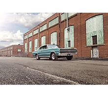 1966 Dodge Charger Photographic Print