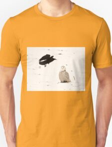 The crow and the owl T-Shirt