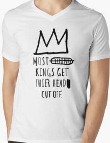 """Young Kings"" T-Shirt Mens V-Neck T-Shirt"