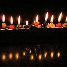 Last Minutes... Last Candle by Nira Dabush