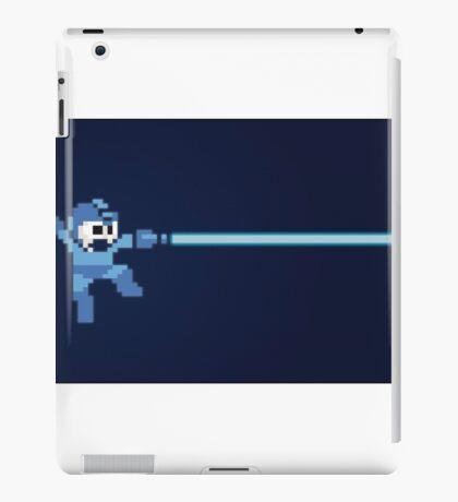 Mega Man pixel iPad Case/Skin