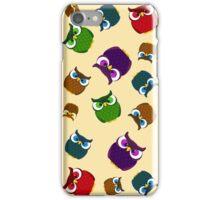 Owl Pattern iPhone Case/Skin