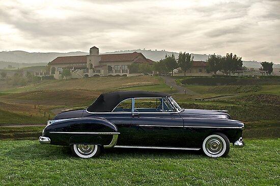 1950 Oldsmobile Convertible by DaveKoontz