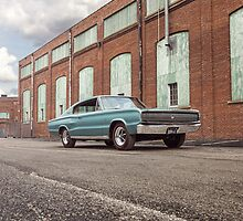 1966 Dodge Charger by - speedNbeauty-