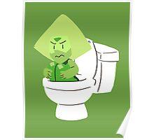 Toilet Gem Poster