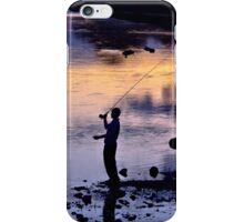 The Fisherman iPhone Case/Skin