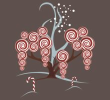 Magic Candy Tree - V3 Tee by ruxique