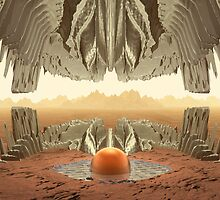 Cave With A View by Phil Perkins