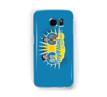 Troy and Abed in the Morning Samsung Galaxy Case/Skin