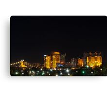 Kentucky skyline 3 Canvas Print