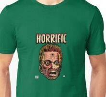 Horrific #3 Cover Art Unisex T-Shirt