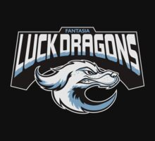 Fantasia Luck Dragons Kids Tee