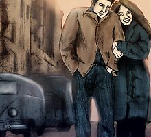 Freewheelin' by Zombie Rust