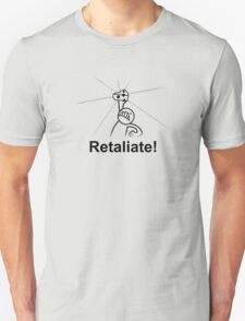 The Retaliating Cheese Asdfmovie Tribute T-Shirt