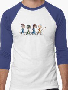 Avatar Road Men's Baseball ¾ T-Shirt