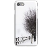 The Magic of Snow iPhone Case/Skin