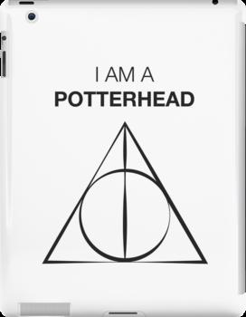I am a Potterhead by EF Fandom Design