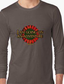 The Hobbit - I am going on an adventure! Long Sleeve T-Shirt