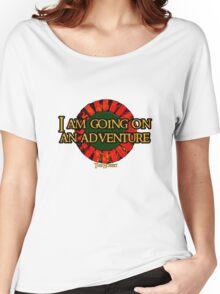The Hobbit - I am going on an adventure! Women's Relaxed Fit T-Shirt