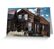 Standing the Test of Time Greeting Card