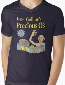 Gollum's Precious O's Mens V-Neck T-Shirt