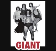 GIANT. by wemarkout