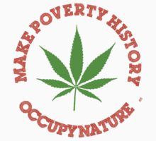 Occupy nature - make poverty history by mouseman