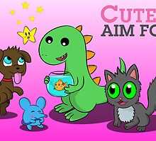 LBN: Cute Is What We Aim For by PPdragon