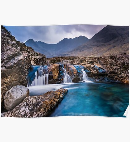 Fairy Pools Dreamscape Poster