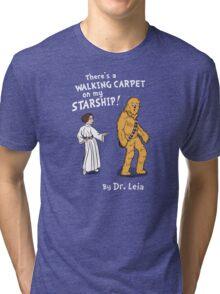Seuss Wars Tri-blend T-Shirt