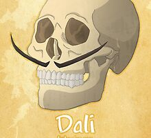 Famous Facial Hair: The Dali by hpkomic