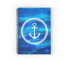 Magical Sea Anchor Spiral Notebook