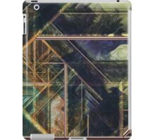 Kaleidoscopic Snippets of Memory iPad Case/Skin