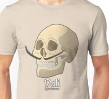 Famous Facial Hair: The Dali Unisex T-Shirt