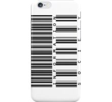 Information society, for nerds and geeks iPhone Case/Skin