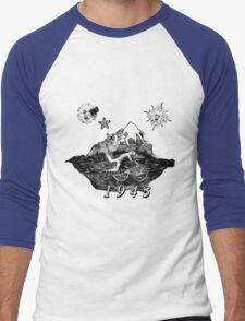 The Bicycle Day Men's Baseball ¾ T-Shirt