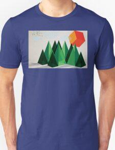 Geo-graphic Unisex T-Shirt