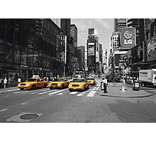 Times Square NYC Photographic Print